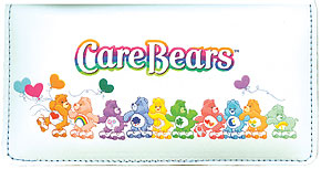Care Bears Checkbook Cover