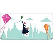Mary Poppins Returns Leather Cover
